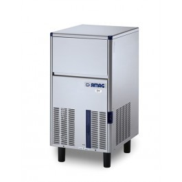 --- SIMAG SDE50 --- Self Contained Ice Cube Machine with 17 kg Storage