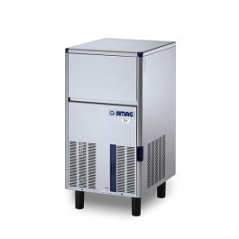 --- SIMAG SDE64 --- Self Contained Ice Cube Machine with 20kg Storage