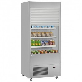 Frilixa Segura Plus 100SS Stainless Steel Multideck With Lockable Shutter