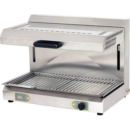 Roller Grill SGM 600  Rise & Fall Salamander LPG Gas Grill