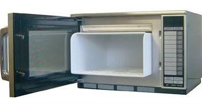 Sharp R24ATCPS1A Microwave Oven with Cavity Protection System