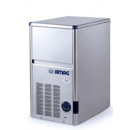 --- SIMAG SDE30 --- Self Contained Ice Cube Machine with 6 kg Storage