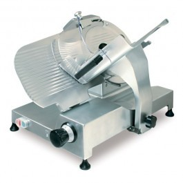 Sammic GL-300 Gear Driven Slicer with Ring & Carriage Lock