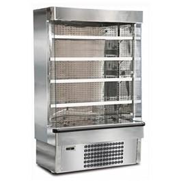 Mondial Elite SLX10M Jolly Tiered Display Stainless Steel Meat Multideck