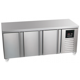 Sterling Pro Green SNI-7-180-30-SP Triple Cabinet Plain Top Freezer - 452 litres