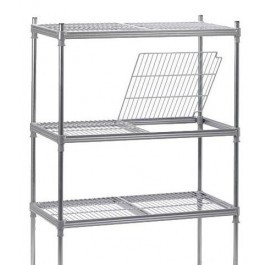 Craven 3NYM900-400 INFILL 3 Tier Nylon Shelving & Removable Pads D400mm