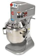 Metcalfe SP-80 3 Speed Planetary Mixer