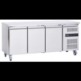 Sterling Pro Cobus SPCF300N Three Door Freezer Counter - 417 Litres