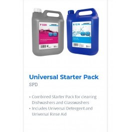 --- CLASSEQ DISHWASHER --- Consumables, Detergents & Hygiene Products