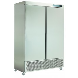 Sterling Pro SPPI-142 Double Door Fridge 2