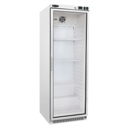 Sterling Pro Cobus SPR400G Single Glass Door Upright Refrigerator - 360 litres