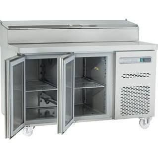 Sterling Pro S44PPZ-135 Two Door Pizza Prep Counter