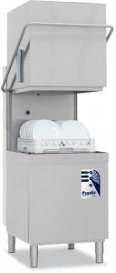 --- PRODIS T1515 --- T-Series 9.5kW Hood Dishwasher with Soft Touch Controls