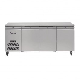 Williams LJC3-SA Jade Three Door Counter GN 1/1 Freezer