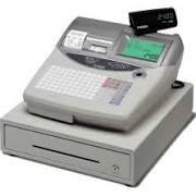 Casio TE-2400 Cash Register