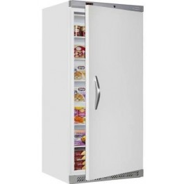 Tefcold UF550 Upright Solid Door White Freezer 2