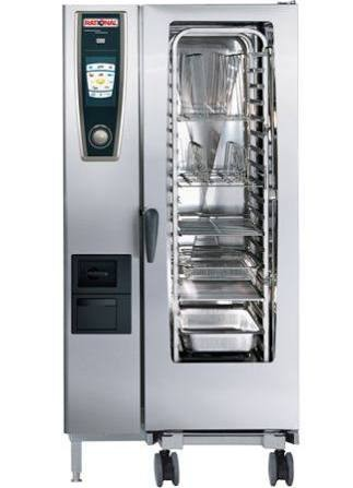 Rational SCC202 Self Cooking Centre Oven Electric