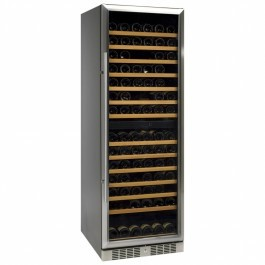 Tefcold TFW365-2S Stainless Steel Door Wine Coolers