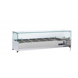Blizzard TOP1500CR Refrigerated Prep Unit