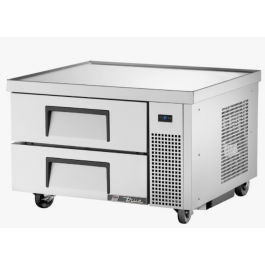 True TRCB-36 Refrigerated Two Drawer Chef Base