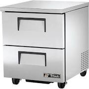 True TUC-27F-D-2 Under Counter Freezer with Drawers