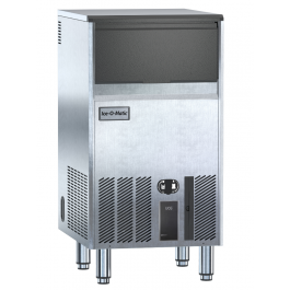 Ice-O-Matic UCG105A Bistrot Style Cube Ice Machine with Gravity Drain