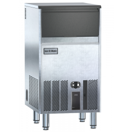 Ice-O-Matic UCG135A Bistrot Style Cube Ice Machine with Gravity Drain