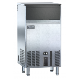 Ice-O-Matic UCG165A Bistrot Style Cube Ice Machine with Gravity Drain