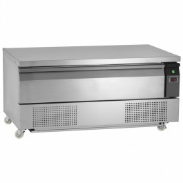 Tefcold UD1-3 Uni-Drawer 1 Range Dual Temperature Gastronorm Counter