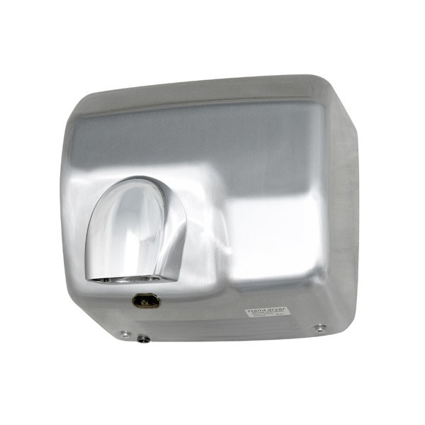 Maestrowave UDP1SS Brushed Stainless Steel 7500RPM Hand Dryer