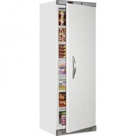 Tefcold UF400B Single Door Upright White Freezer