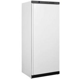 --- TEFCOLD UR600 --- Single Door Upright White Refrigerator