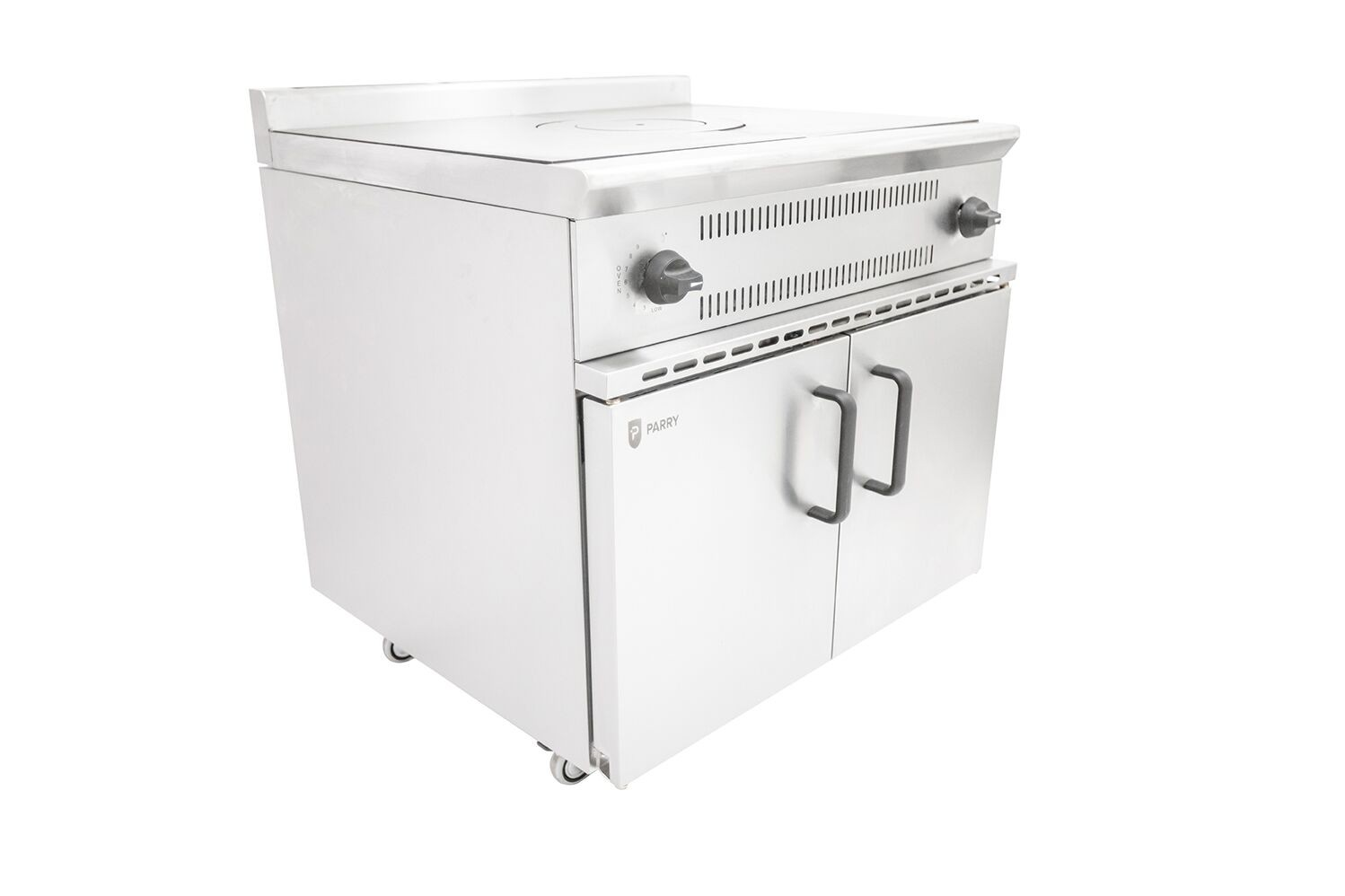 Parry USHO Natual or LPG Gas Solid Top Range with Oven Below
