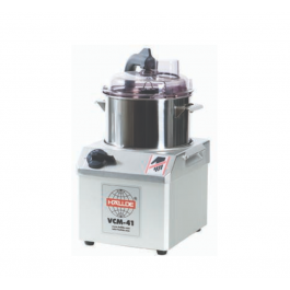 Hallde VCM-41 Vertical Cutter Mixer with One Speed & Pulse Function - 4 Litres