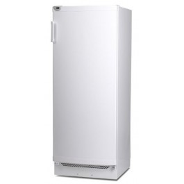 Vestfrost CFKS411-WH Low Height White Upright Fridge