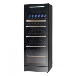 Vestfrost WFG155 Upright Glass Door Wine Cabinet with Multiple Zones
