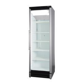 --- VESTFROST MF 180 --- Upright Glass Door Display Freezer