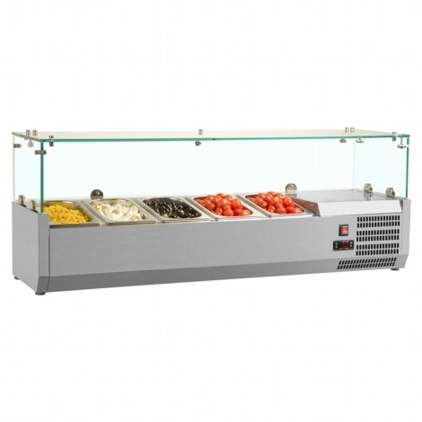 Interlevin VRX2000/330 Gastronorm Topping shelf