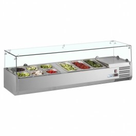 Interlevin VRX2000/380 Gastronorm Topping shelf