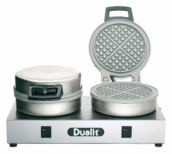 Dualit 74002 Waffle Iron