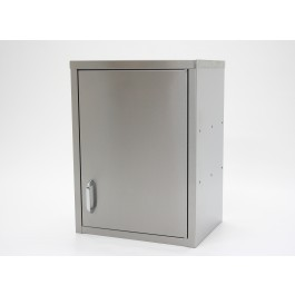 Parry WCH450 Stainless Steel Hinged Wall Cupboard