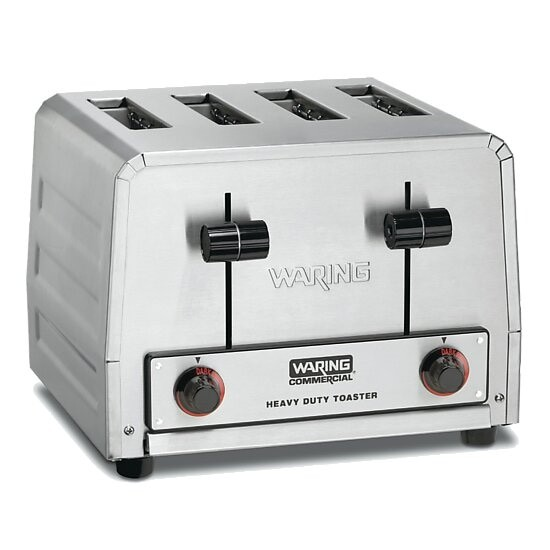 Waring WCT805K Commercial Four Slice Toaster - CB131