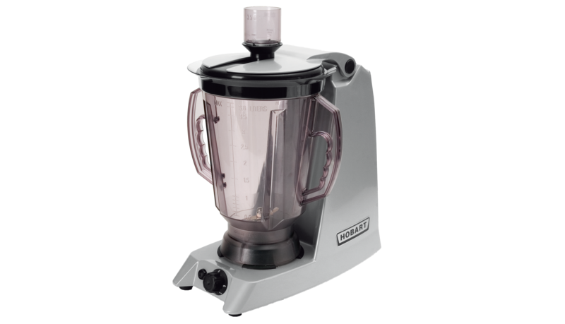 Hobart CB4-10 Variable Speed Kitchen Blender with Pulse Function