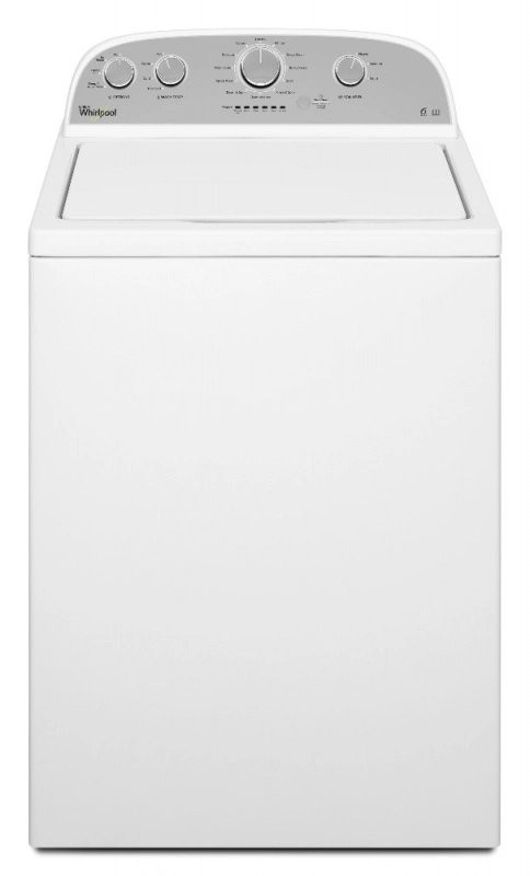 Whirlpool 3LWTW4815FW Atlantis 6th Sense 15kg Top Loading Washing Machine