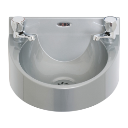 --- MECHLINE WS1-D --- Hand Wash Station with CaterTap Dome Taps