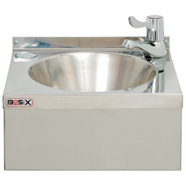 --- MECHLINE WS2-ML --- Hand Wash Station with 3-inch Lever Tap and Manual Mixer