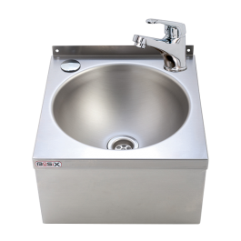 --- MECHLINE WS3-MM --- Hand Wash Station with Monobloc Single Lever Mixer Tap