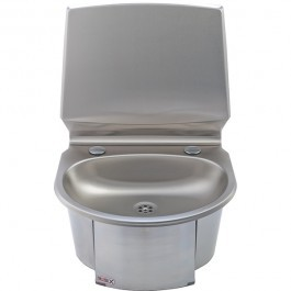 --- MECHLINE WS6-NO-TAPS --- Wash Station with No Taps
