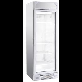 Prodis XD380N Hinged Single Glass Door Display Freezer
