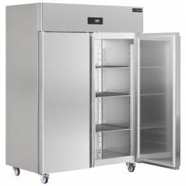 Gemm XFB/140 Platinum Energy Efficient Solid Door GN 2/1 Twin Freezer